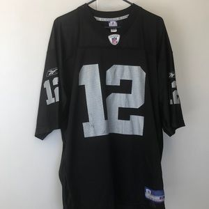Raiders NFL  Reebok Jersey  XL men's